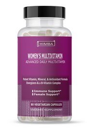 Women's Multivitamin - ADVANCED DAILY MULTIVITAMIN