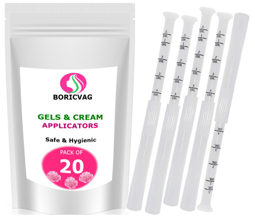 Disposable Plastic Cream Applicators