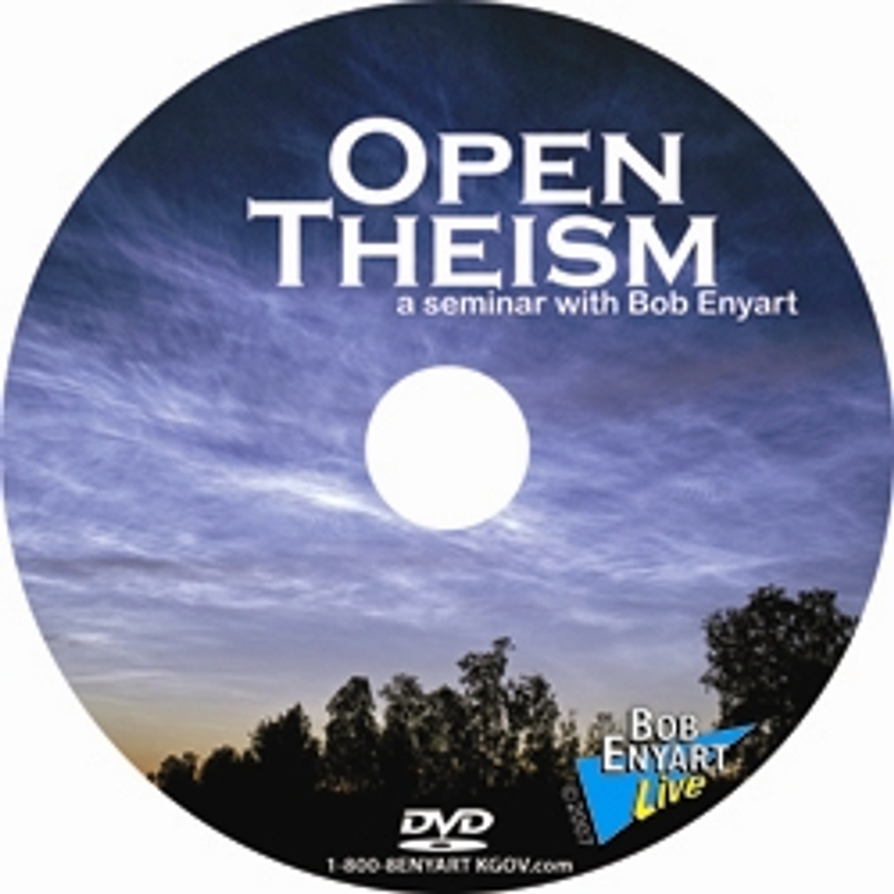 Check out Bob's fascinating seminar on Open Theism!