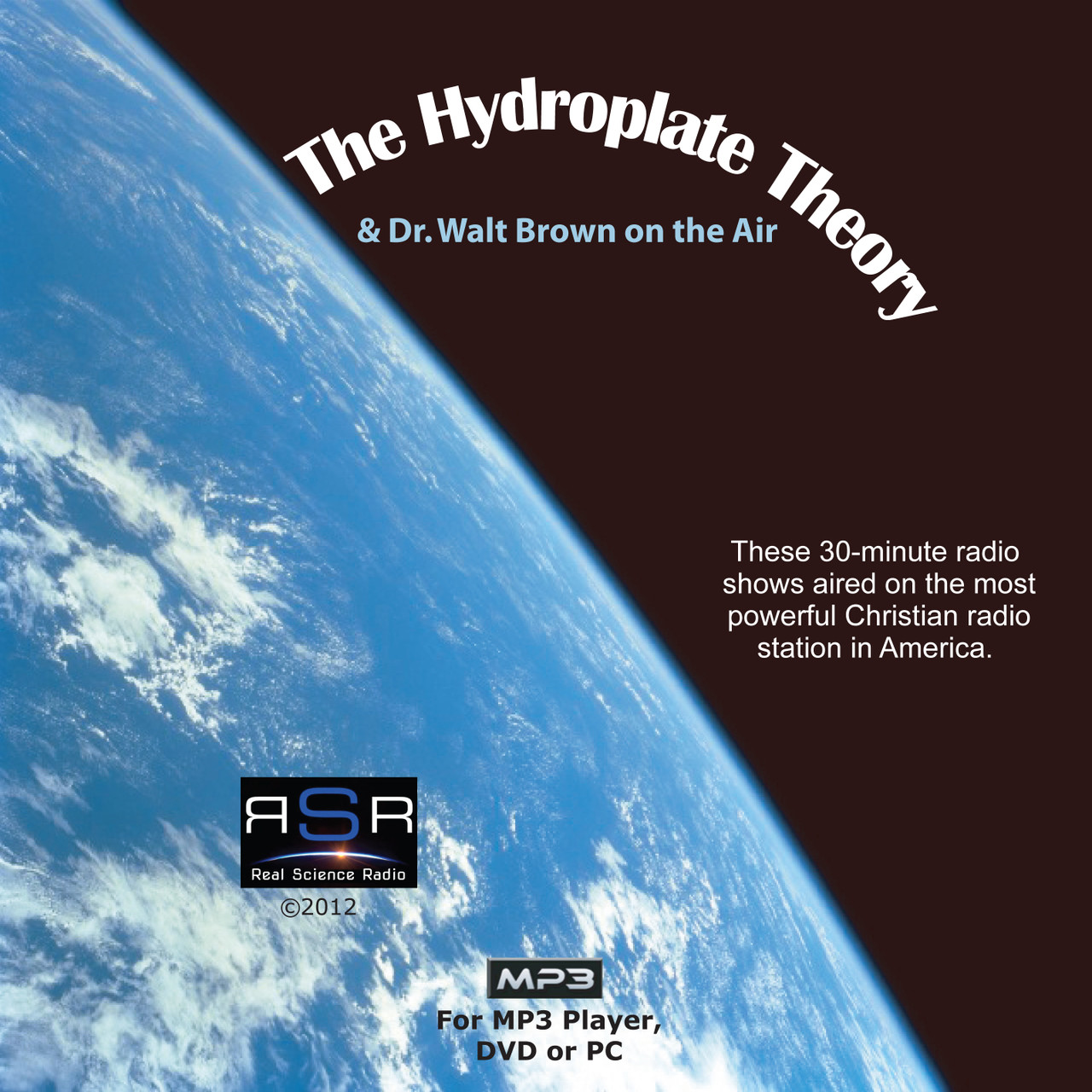 Hydroplate Theory interviews on RSR