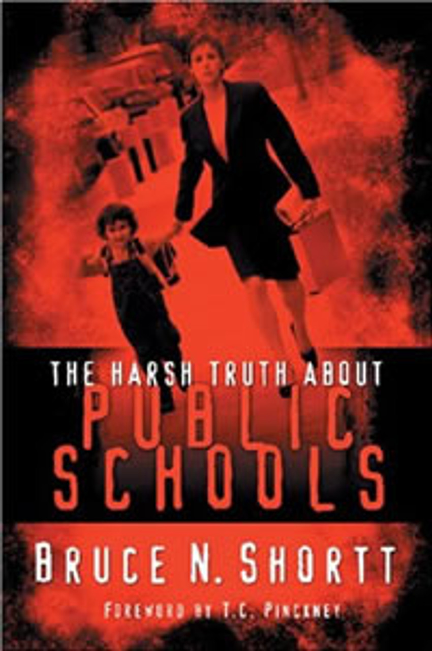 Harsh Truth about Public Schools, book cover
