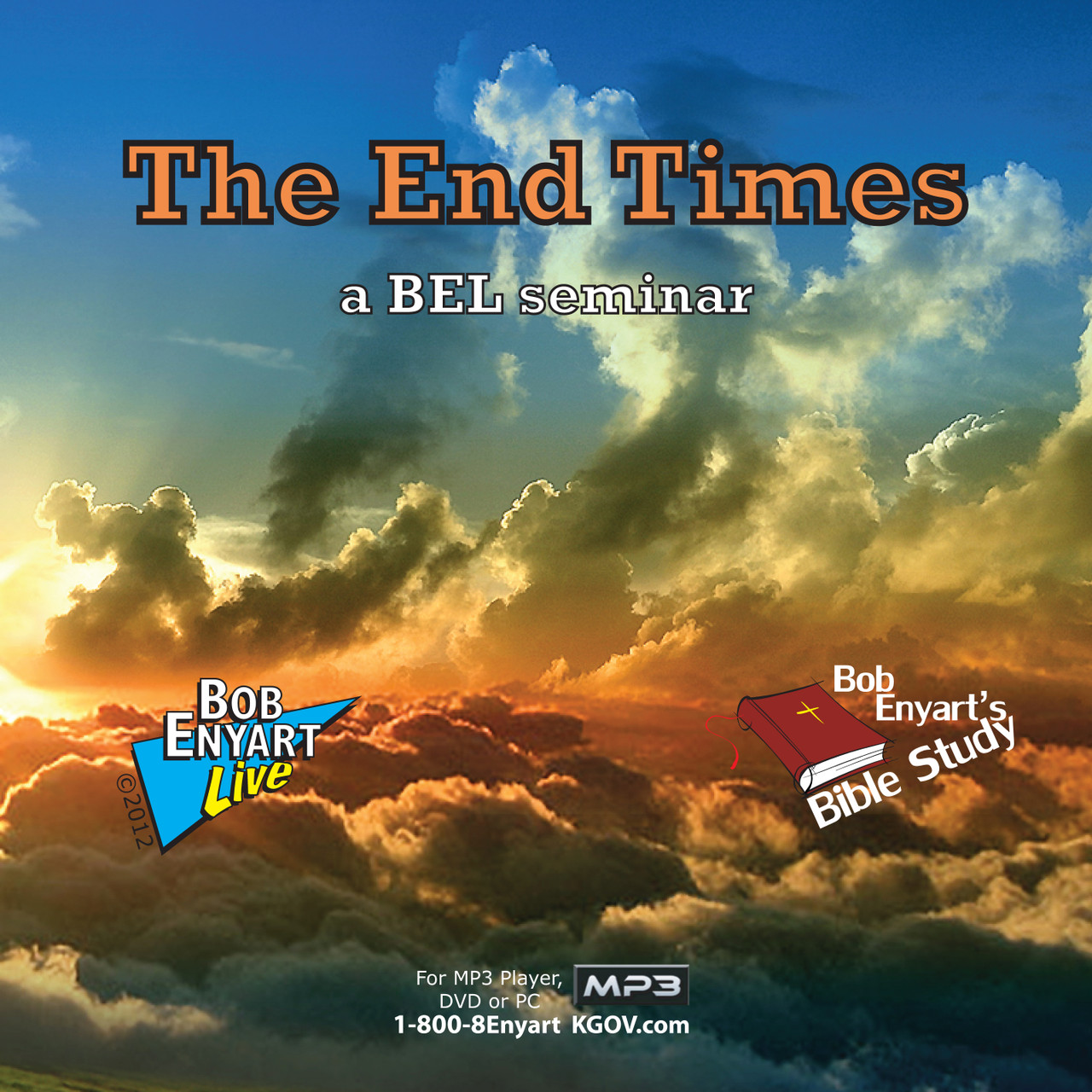 Bob Enyart's End Times seminar delivered four days after 9/11