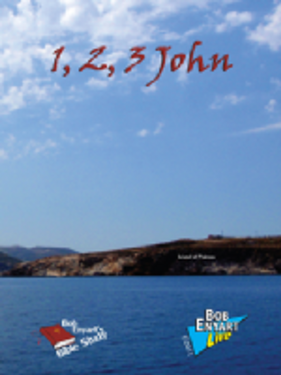 1, 2, 3 Epistles of John 4-DVD Video Set