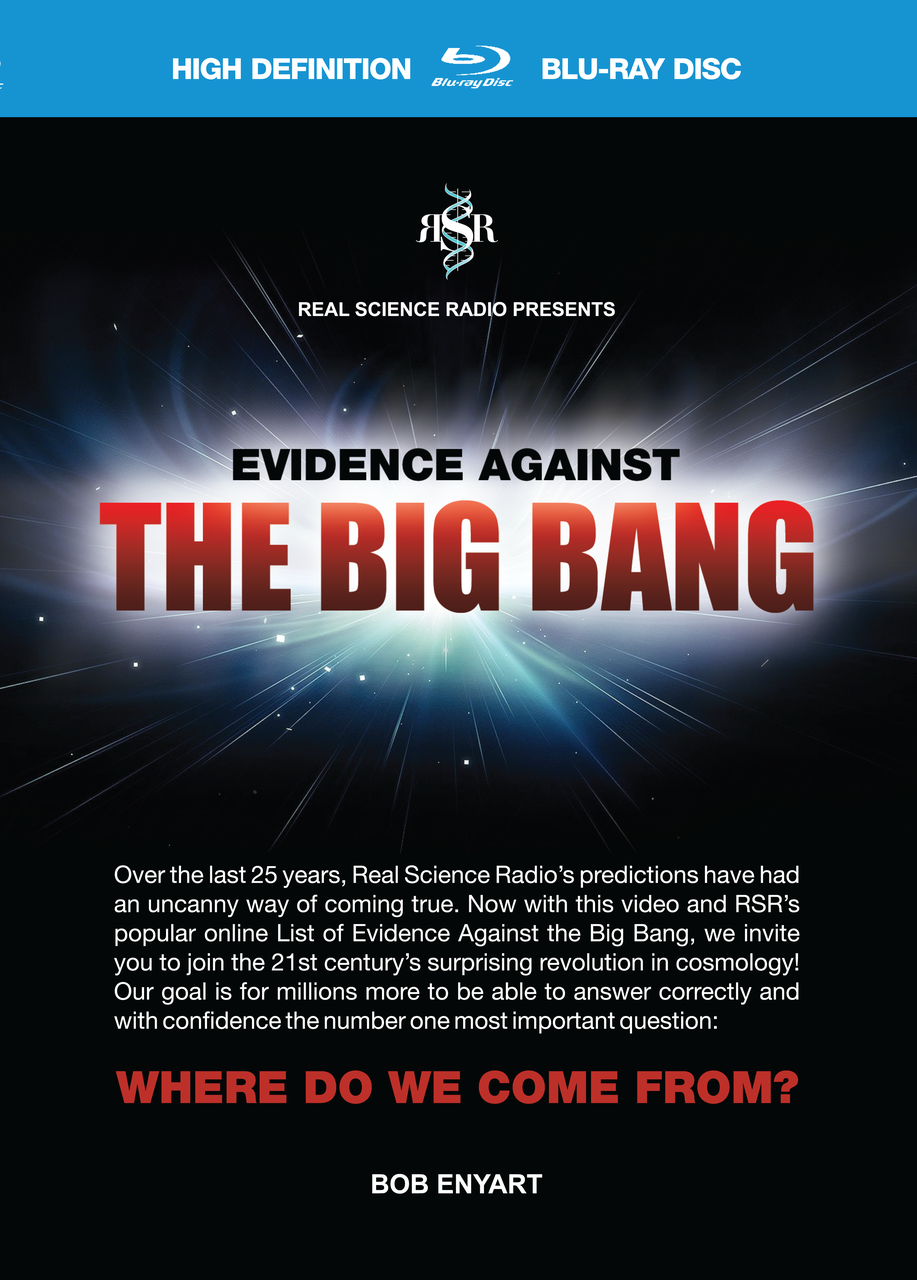 RSR's Evidence Against the Big Bang video