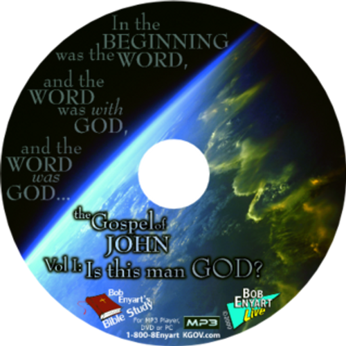 The Gospel of John Vol. I MP3-CD or MP3 Download