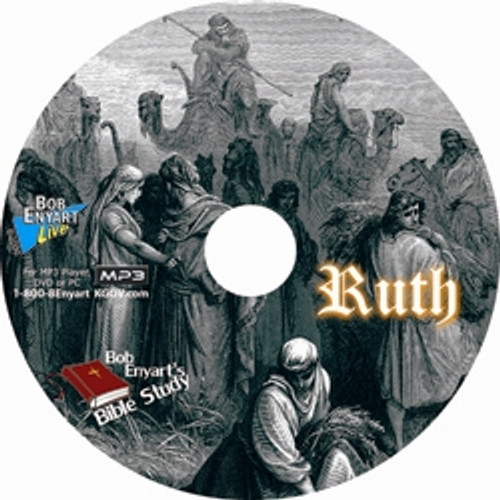 Ruth - MP3-CD or MP3 Download
