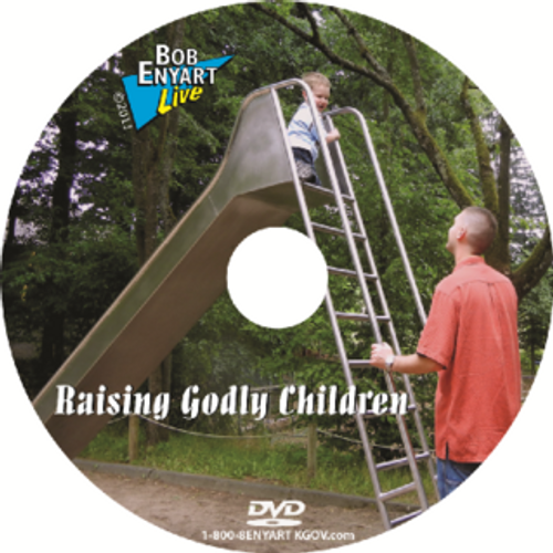 Raising Godly Children - Blu-ray, DVD or Video Download