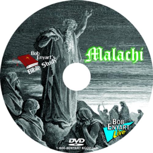 Malachi MP3-CD or MP3 Download