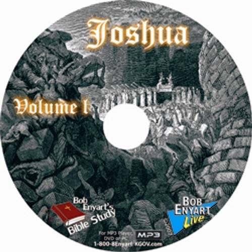 Joshua Vol. I MP3-CD or MP3 Download