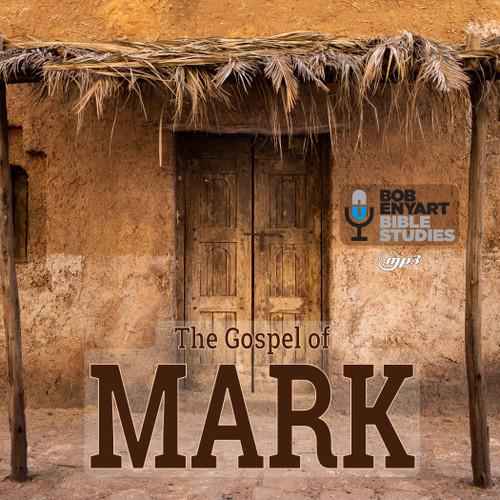 Gospel of Mark Vol. 2 MP3-CD or MP3 Download