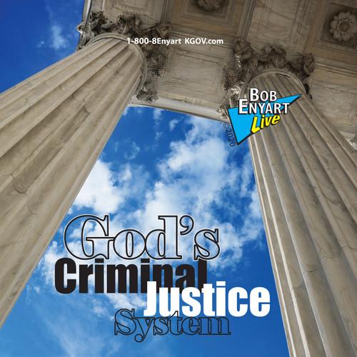 God's Criminal Justice System