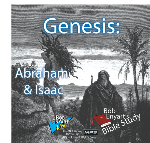 Genesis: Abraham and Isaac MP3-CD or MP3 Download
