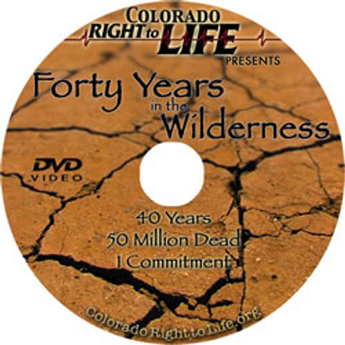 Forty Years in the Wilderness [CRTL]