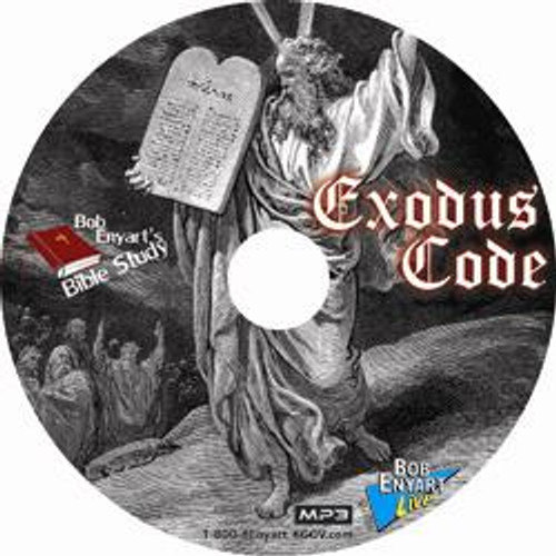 Exodus Code MP3-CD or MP3 Download