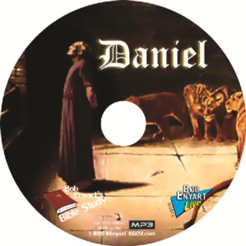 Daniel MP3-CD or MP3 Download