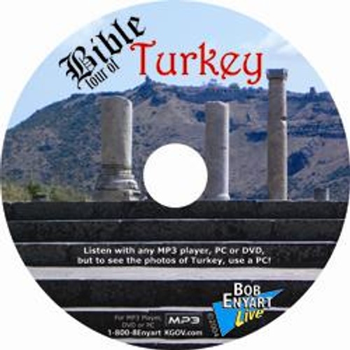 Bible Tour of Turkey