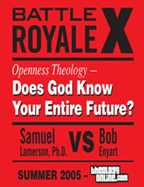 Battle Royale X: Is the Future Settled or Open? Book or PDF