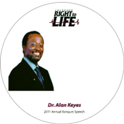 Alan Keyes 2011 Speech to CRTL - DVD