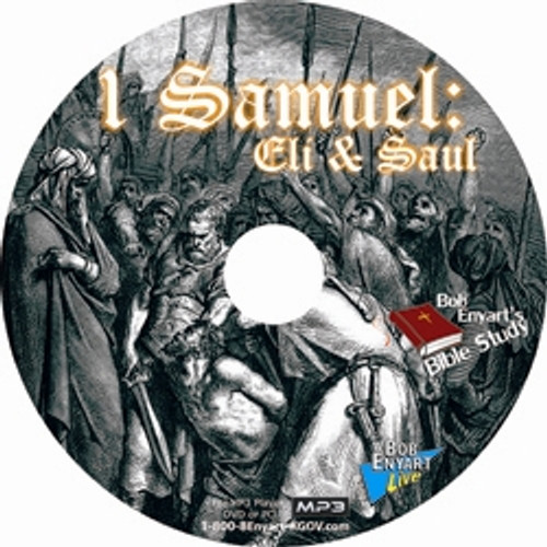 1 Samuel: Eli & Saul Vol I MP3-CD or MP3 Download