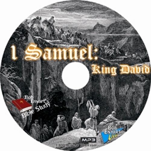 1 Samuel: King David Vol II MP3-CD or MP3 Download