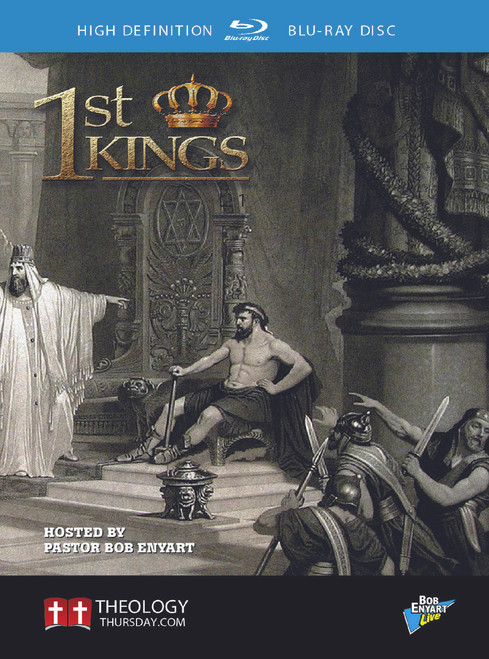 1 Kings - Blu-ray, DVD Set or Video Download