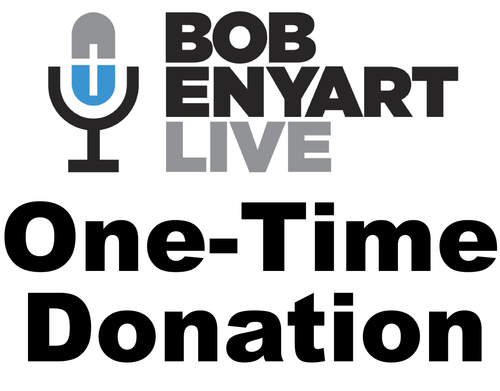 One Time Donation to Bob Enyart Live