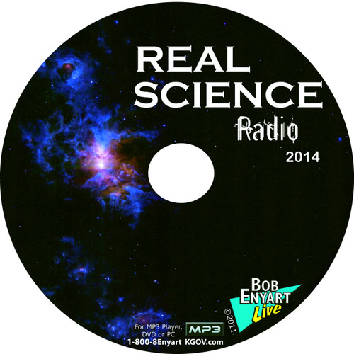 Real Science Radio 2014 MP3-CD