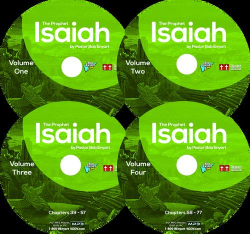 Isaiah MP3-CD or Download