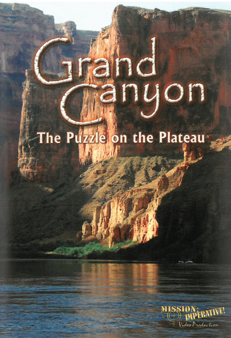 Grand Canyon: The Puzzle on the Plateau DVD