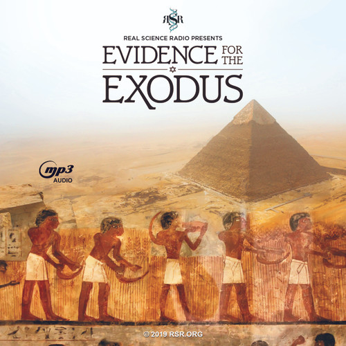RSR Evidence for the Exodus MP3-CD