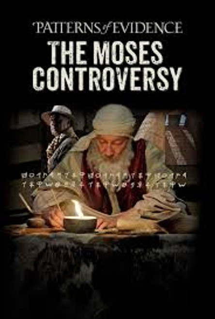 Patterns of Evidence: The Moses Controversy DVD