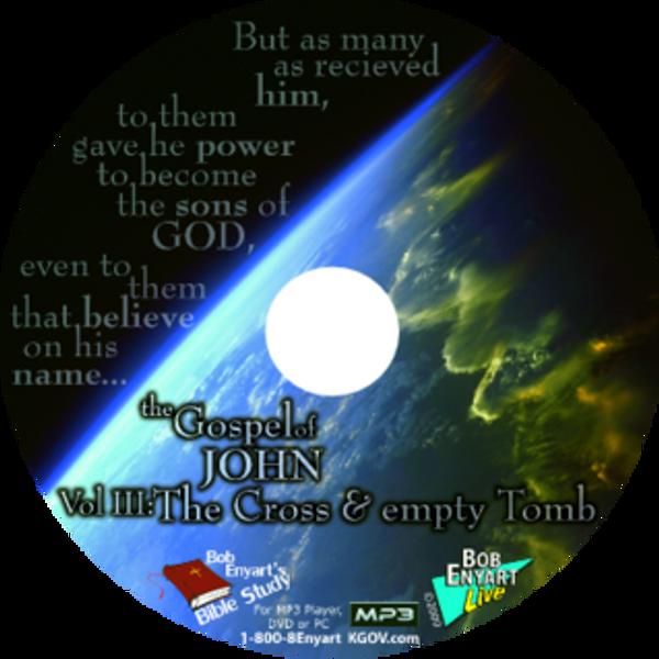 The Gospel of John Vol. III MP3-CD or MP3 Download
