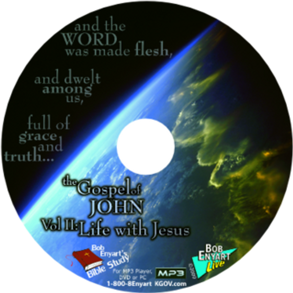 The Gospel of John Vol. II MP3-CD or MP3 download