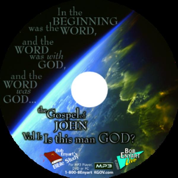 The Gospel of John Vol. I MP3-CD or MP3 Download