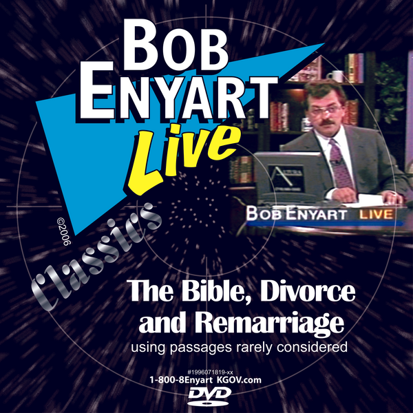 The Bible, Divorce and Remarriage DVD or Video Download