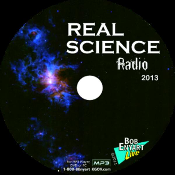 Real Science Radio 2013 MP3-CD