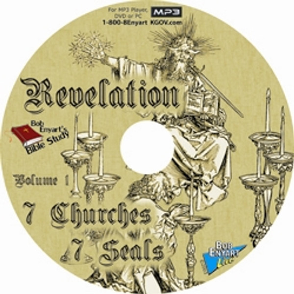 Revelation Vol. I MP3-CD or MP3 Download