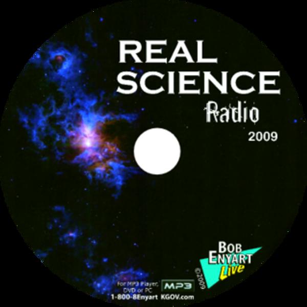 Real Science Radio 2009 MP3-CD