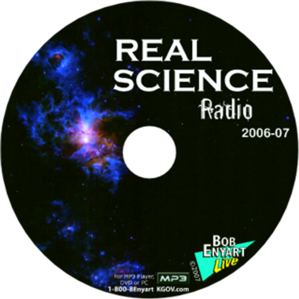 Real Science Radio 2007 MP3-CD