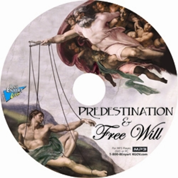 Predestination & Free Will - MP3-CD or MP3 Download