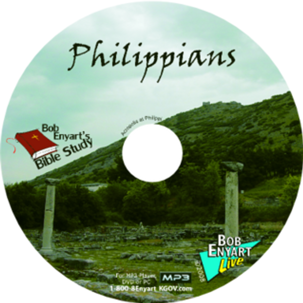 Philippians MP3-CD or MP3 Download