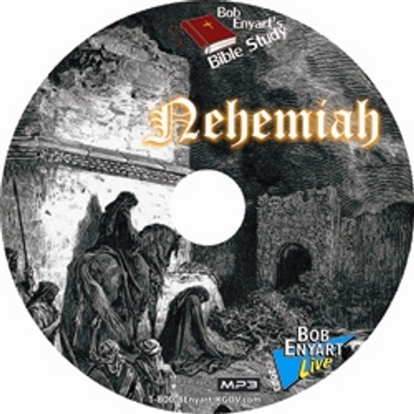Nehemiah MP3-CD or MP3 Download