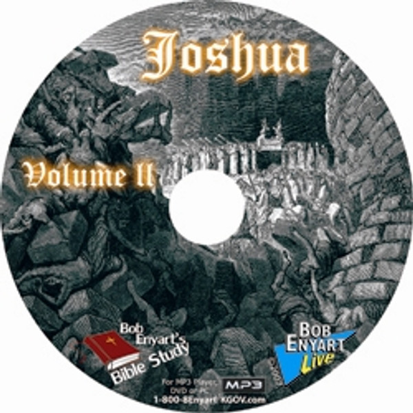 Joshua Vol. II MP3-CD or MP3 Download