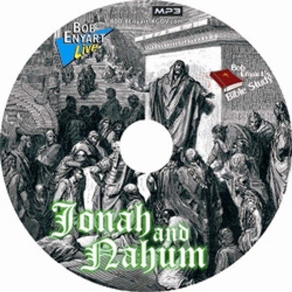 Jonah and Nahum MP3-CD or MP3 Download