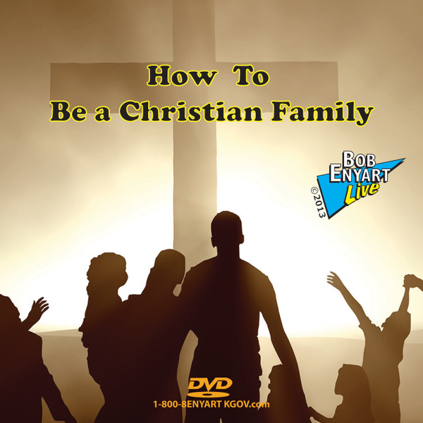 How To Be A Christian Family Blu-ray, DVD or Video Download