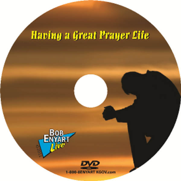 Having a Great Prayer Life DVD or Video Download