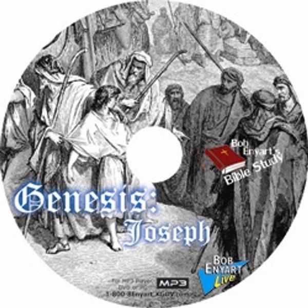 Genesis: Joseph MP3-CD or MP3 Download