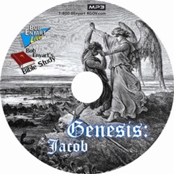 Genesis: Jacob MP3-CD or MP3 Download