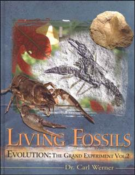 Evolution: The Grand Experiment: Vol. 2 - Living Fossils DVD