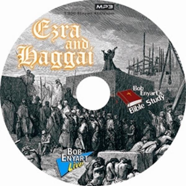 Ezra & Haggai MP3-CD or MP3 Download